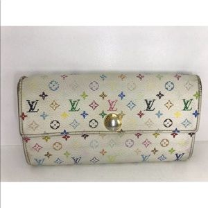 Louis Vuitton long wallet Authentic